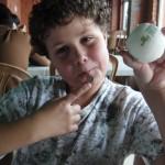 Ball O' ice cream