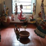 Puppet room