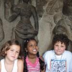 Kids-n-carvings