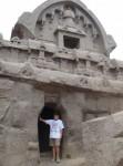 More carved rock