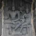 Ganesha's parents