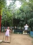 Big ole' swings