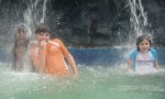 Coolin' off waterfall style