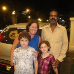 Our driver Elango-  he was awesome!